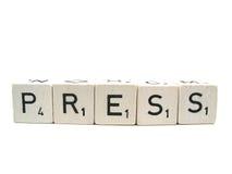 Presse images libres de droits