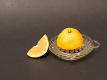 Presse-fruits de citron images libres de droits
