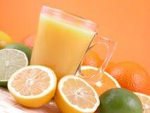Presse-fruits de citron Photo stock