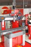 Presse hydraulique images libres de droits