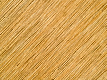 Pressed bamboo natural texture Stock Photography