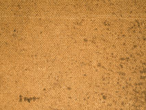 Pressed board of sawdust. Inverse of old used сhipboard Royalty Free Stock Image