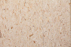 Pressed plywood. Closeup of a pressed plywood panel royalty free stock photos