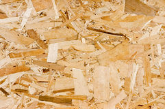 Pressed plywood background Royalty Free Stock Image