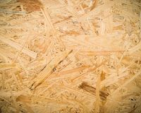 Pressed plywood background Stock Photo