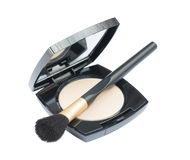 Pressed powder Royalty Free Stock Images