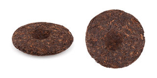 Pressed Puer Royalty Free Stock Photos