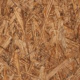Pressed wood shavings fragment Royalty Free Stock Photos