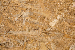 Pressed wood texture Royalty Free Stock Images