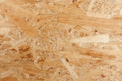 Pressed wooden panel Stock Photo
