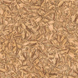 Pressed wooden panel background seamless texture Stock Image