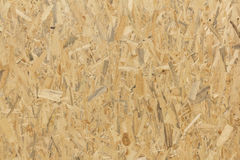 Pressed Wooden Panel Background Stock Image