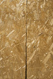 Pressed Wooden Panel - OSB Stock Photos