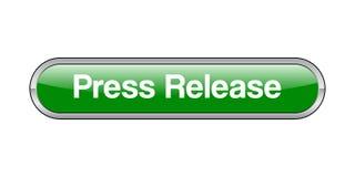 Pressemitteilungsentriegelung lizenzfreie abbildung