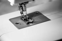 Presser-Fuß der Nähmaschine Lizenzfreies Stockfoto