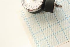 Pression de mesure Photo stock