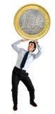 Pressione di imposta Immagine Stock