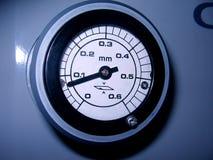 Pressione o instrumento de medição Foto de Stock