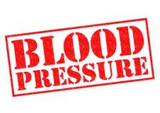 Pressione sanguigna immagini stock