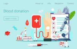 Pressione sanguigna ed aterosclerosi ricche in colesterolo illustrazione di stock