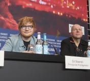 Presskonferens för `-låtskrivare` på 68th Berlinale 2018 Fotografering för Bildbyråer
