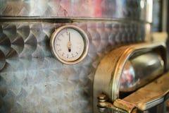 Pressure Apparatus Stock Photo
