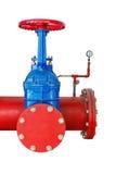 Pressure control Stock Image