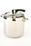 Pressure cooker royalty free stock photography