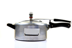 Pressure cooker. Isolated on white background Royalty Free Stock Image