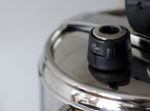 Pressure cooker Royalty Free Stock Image