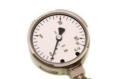 Pressure gauge Stock Photos