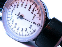 Pressure-gauge Stock Photography