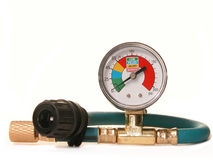 Free Pressure Gauge Royalty Free Stock Images - 18169