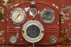 Pressure guage Stock Image