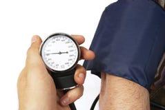 Pressure measurement Royalty Free Stock Images