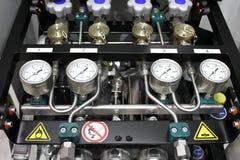 Pressure measuring stock images