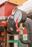Pressure meter Royalty Free Stock Image