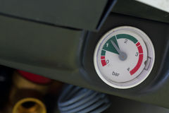 Pressure meter Royalty Free Stock Photography