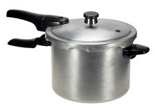 Pressure Pan Royalty Free Stock Photography