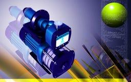 Pressure pump Stock Photos