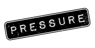 Pressure rubber stamp Royalty Free Stock Photography