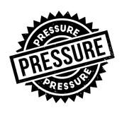 Pressure rubber stamp Stock Image