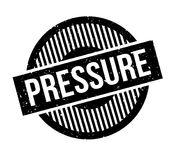 Pressure rubber stamp Royalty Free Stock Photo