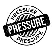 Pressure rubber stamp Royalty Free Stock Image