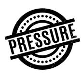 Pressure rubber stamp Stock Images