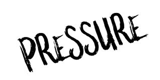 Pressure rubber stamp Stock Photo