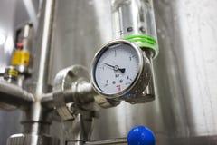 Pressure sensor Royalty Free Stock Photography