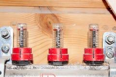 Pressure sensor Stock Images