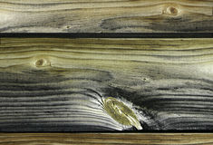 Pressure Treated Wood. Close up of pressure treated wood suitable for use as a background image in topics related to wood, staining, wood products, etc Stock Image