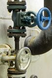 Pressure valves Stock Photos